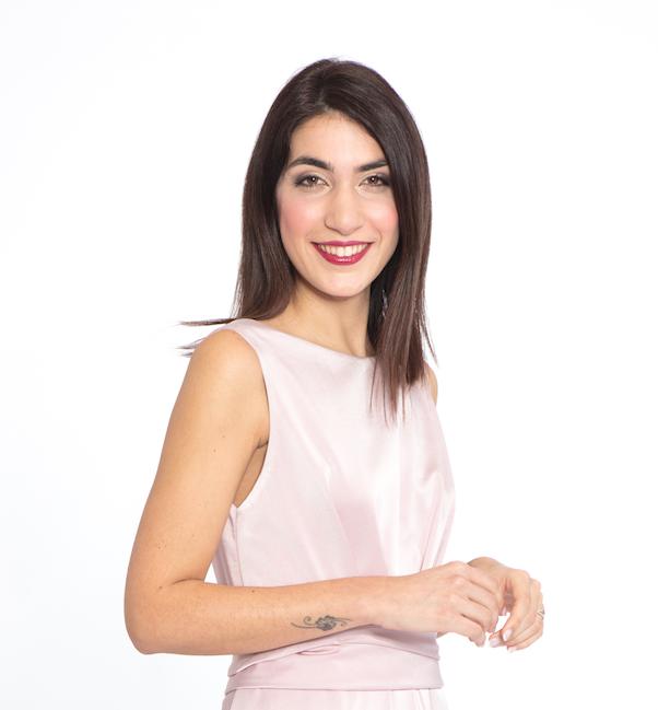 wedding blogger Alessandra Campagnola