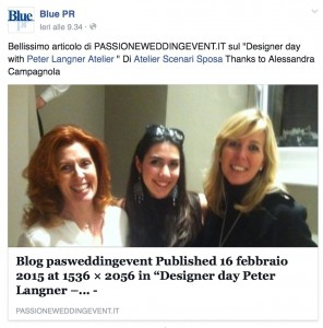 Blog pasweddingevent