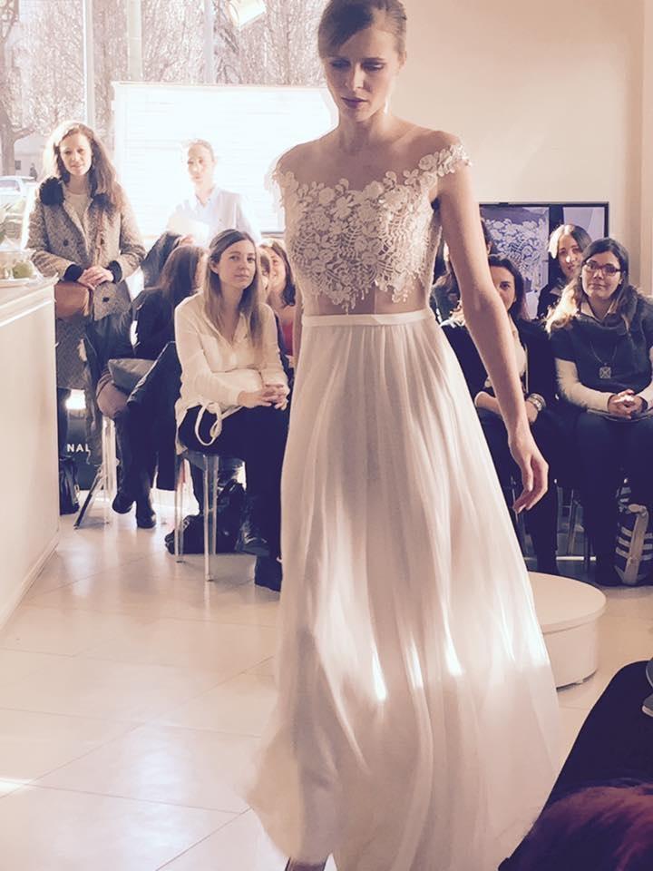 buy popular 0d074 b15c3 Capsule Collection Valentini Spose per Le Spose di Milano ...