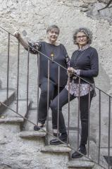 Cristina e Cristiana di CRC Event Solutions