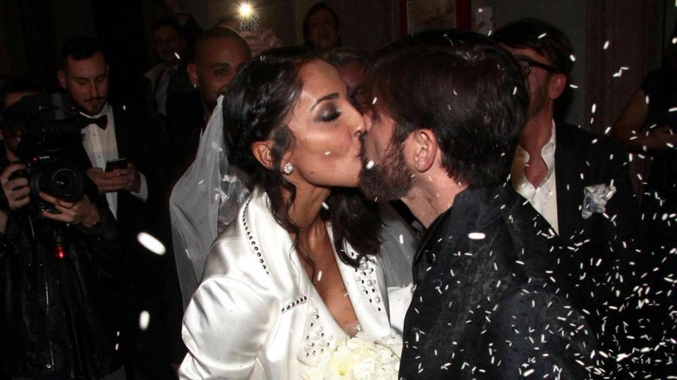 Matrimonio Juliana Moreira Edoardo Stoppa - Fonte ph Instagram