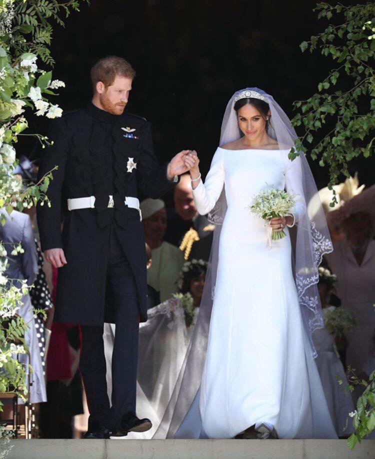 Royal wedding del Principe Harry e Meghan Markle