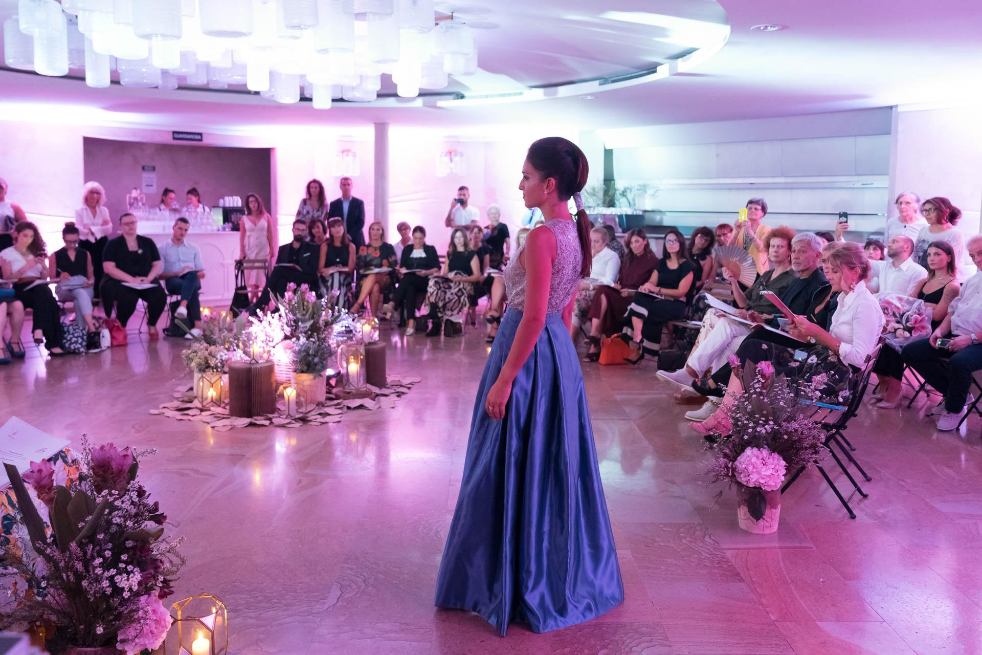 Milan bridal talent project