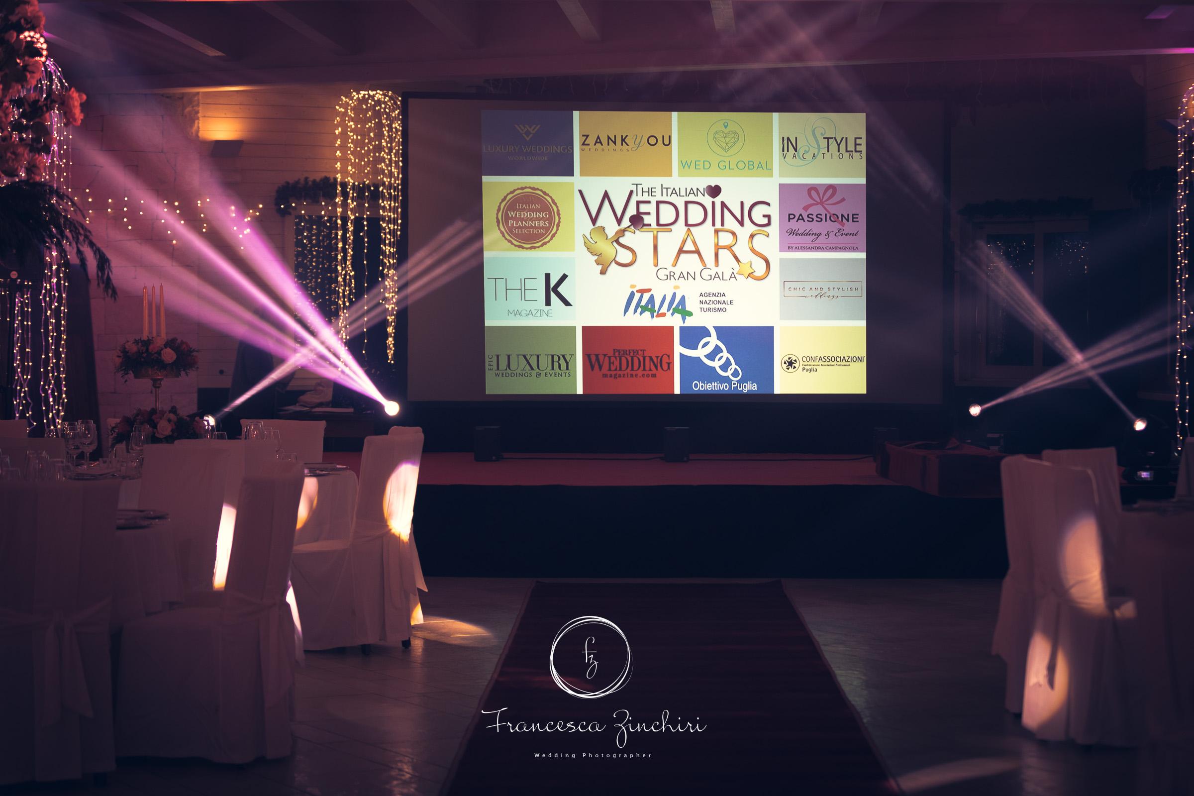 the italian weddin stars