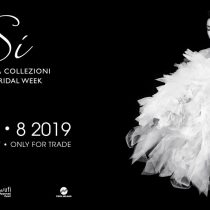Milan bridal week 2019